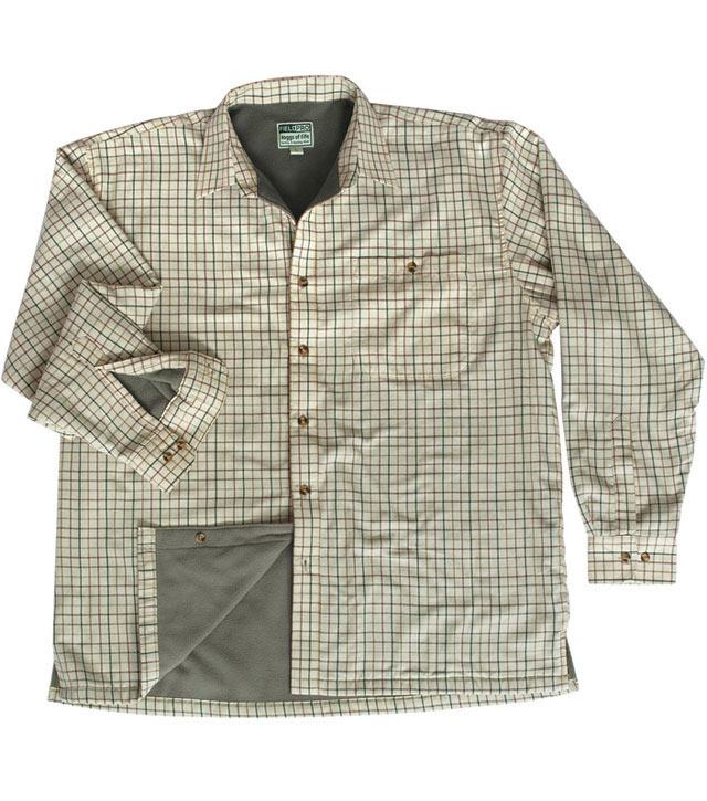 Hunting Shooting Farming Brushed Cotton Hard Wearing Hoggs of Fife Arran Shirt